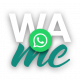 Logo Whatsapp me plugin